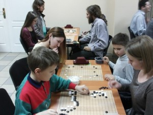 2nd paduk Han-Gang Cup in Kyiv_1