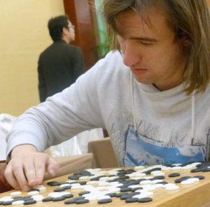 Кравець Андрій на Чемпіонаті світу з ґо 2016